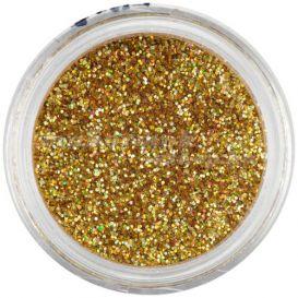 Nagy flitter - arany, hologramm