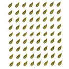 Arany levelek - 3D matrica