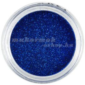 Kis flitter - kék