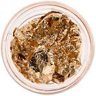 Fólia szeletek - arany