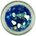 Kék hatszög - aquaelements