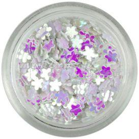 Kis virág - gyöngyházfény