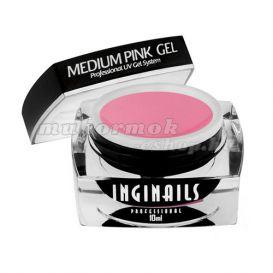 UV zselé Medium Pink Gel 10ml