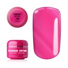 Gel Base One Color - Deep Fuschia 19, 5g