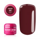 Gel Base One Color - Cosmic Red 68, 5g