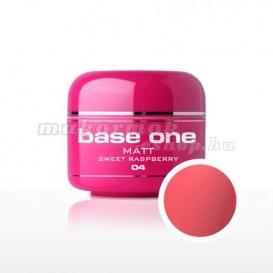 Gel Base One Matt - Sweet Rasperry 04, 5g