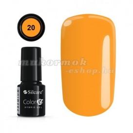 Gél lakk - Color IT Premium 20, 6g