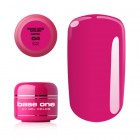 Gel Base One Neon- Dark Pink 04, 5g