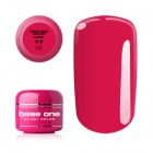Gel Base One Neon- Ruby Pink 17, 5g