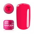 Gel Base One Neon- Raspberry Pink 18, 5g