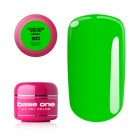 Gel Base One Neon- Medium Green 20, 5g