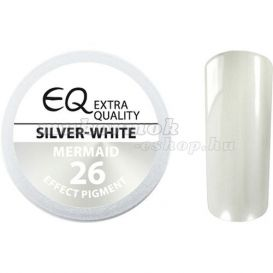Effect Pigment – MERMAID – 26 SILVER-WHITE EFFECT, 2ml