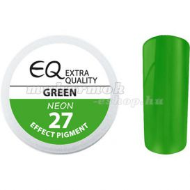 Effect Pigment – NEON – 27 GREEN, 2ml