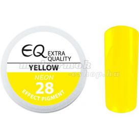 Effect Pigment – NEON – 28 YELLOW, 2ml
