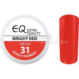 Effect Pigment – NEON – 31 BRIGHT RED, 2ml