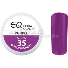 Effect Pigment – NEON – 35 PURPLE, 2ml
