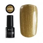 Gél lakk - Color IT Premium Gold 2160, 6g/gél lakk készítés