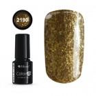 Gél lakk - Color IT Premium Gold 2190, 6g/gél lakk készítés