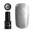 Gél lakk - Color IT Premium Silver 2260, 6g