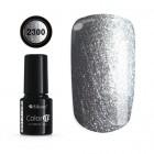 Gél lakk - Color IT Premium Silver 2300, 6g
