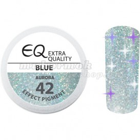 Effect Pigment - AURORA - 42 BLUE, 2ml