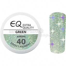 Effect Pigment - AURORA - 40 GREEN, 2ml
