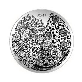 Pecsételő mintakorong - JQ-17