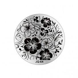 Pecsételő mintakorong - JQ-64