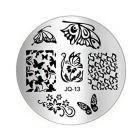 Pecsételő mintakorong  - JQ-13