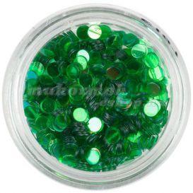 Flitter - zöld