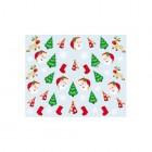 Körömmatrica karácsonyi mintákkal - 042
