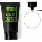 LED PASTE UV GEL PLATINUM - CLEAR, 30g