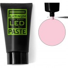 LED PASTE UV GEL PLATINUM - SOFT PINK, 30g