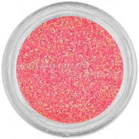 Körömdíszítő csillámpor – neon rózsaszín