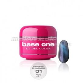 Gel Base One Magnetic Chameleon – Blue Light 01, 5g