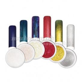 Körömdíszíő porok - Chrome porokból összeállított készlet