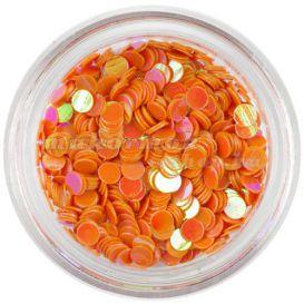 Flitter - narancssárga