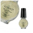 Top Coat Matte Clear - matt fedőlakk, 11ml