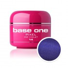 Base One Gel Color Pixel – Ink Violet, 5g