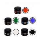 DRY színes UV zselé, 5db - klasszikus