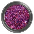 Csillámpon Mirror és Chameleon efekttel lila, 15g