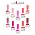 10db színes zselé szett - Pink