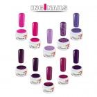 10db színes zselé szett - Purple