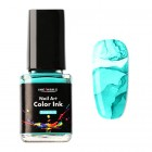 Nail art color Ink 12ml - Türkisz