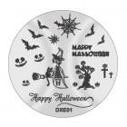 Pecsételő mintakorong DXE41 - Halloween