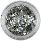 Pillangó - ezüst, hologramm
