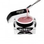 Inginails Professional Poly Gél - Cover Rose, 10ml