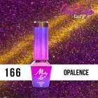 MOLLY LAC UV/LED gél lakk Cat Eye Fairy - Opalence 166, 5ml