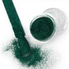 Glitteres díszítő por - Velvet Effect 11-es, sötét zöld, 3g