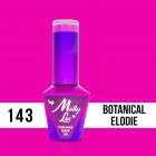 MOLLY LAC UV/LED Flamingo - Botanical Elodie 143, 10ml